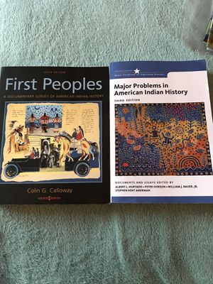 Clark College - American Indian History Textbooks for Sale in Camas, WA