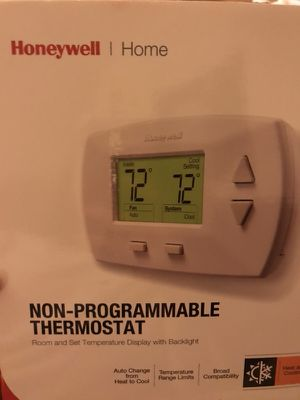 Brand new Honeywell thermostat for Sale in Moreno Valley, CA