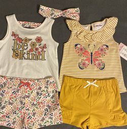Toddler Girl Summer Outfits Size 6  for Sale in Charlotte, NC