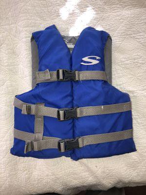 Blue Youth Lifejacket for Sale in Lynnwood, WA