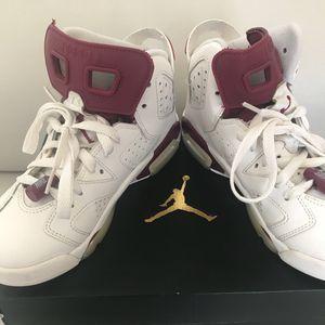 Maroon 6 size 13 retro Jordan's for Sale in Upper Saint Clair, PA