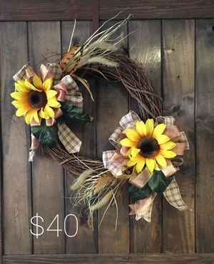 Fall wreaths for Sale in Chandler, AZ