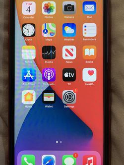 iPhone 11 64gb Red. Locked To T-Mobile for Sale in San Jose,  CA