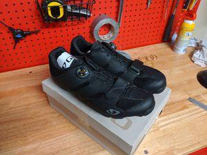 Giro Soltera BOA bike shoes size 48 for Sale in Sumner, WA