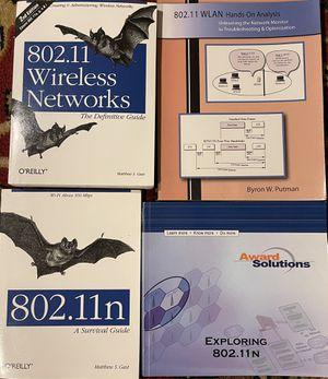 802.11 Wireless Networking BOOKS for Sale in San Jose, CA