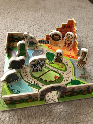 Wooden game for toddlers for Sale in Los Altos, CA