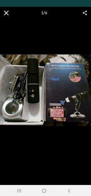 WiFI Digital microscope for Sale in Palmdale, CA