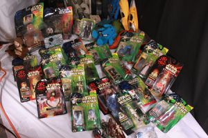 Vintage star wars toys for Sale in Warren, MI