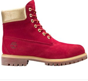 Timberlands Limited Edition Red Men Size 13 for Sale in St. Louis, MO