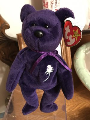 TY Princess Diana Beanie Baby for Sale in Woodsboro, MD