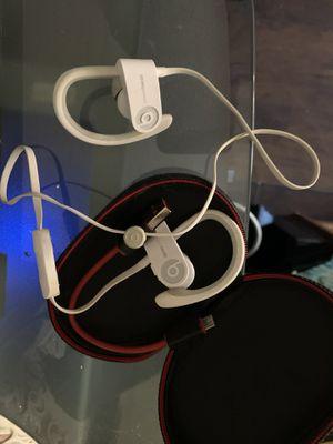 Beats by Dre Powerbeats wireless headphones for Sale in Peoria, AZ