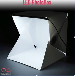 TrueLife Light, LED Photo Box Light for Sale in Los Angeles, CA
