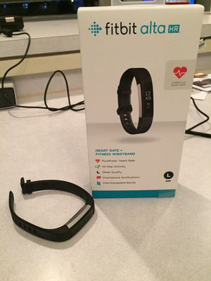 Fitbit Alta HR for Sale in Cleveland, OH