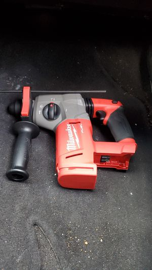 Milwaukee fuel brushless rotary hammer drill for Sale in Wellford, SC