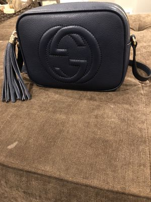 Gucci soho cross body small bag for Sale in Chicago, IL
