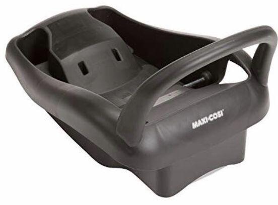 Maxi coding car seat and 3 base