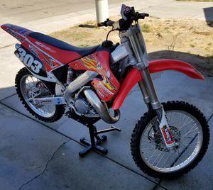 2001 cr125r for Sale in Modesto, CA