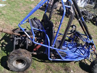 125cc Spider go Kart (Running) $600 Firm for Sale in Dallas,  TX