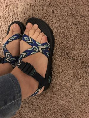 Chaco sandals size 7 for Sale in Naperville, IL