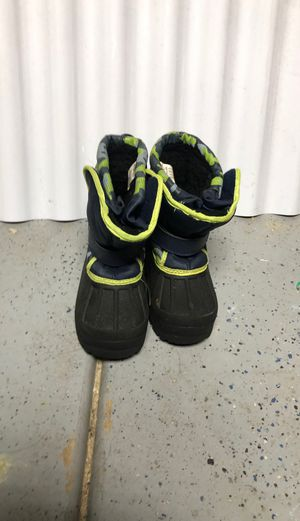 Kids snow boots size 12 for Sale in Plumas Lake, CA