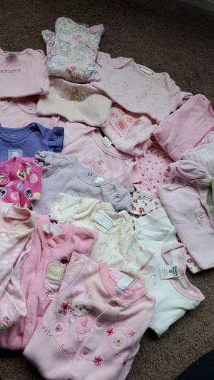 Baby girls onesie and pjs for Sale in Alameda, CA