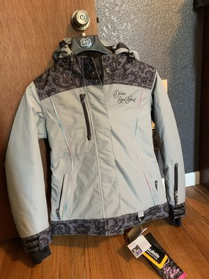Divas sled gear DSG women's snowmobile jacket M for Sale in Lynnwood, WA