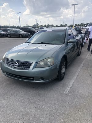 2005 Nissan Altima 2.5s for Sale in Winter Haven, FL