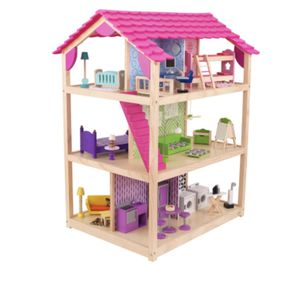 Kidcraft Doll House With Furniture for Sale in Lockport, IL