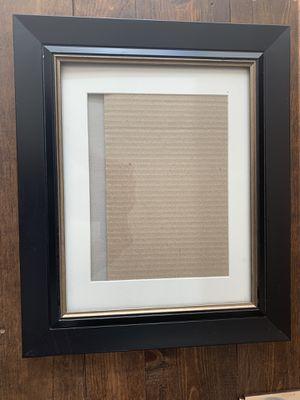 8x10 black frame for Sale in Denver, CO