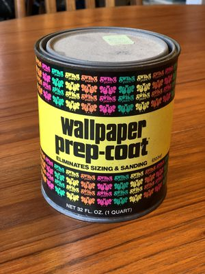 Vintage Wallpaper Prep-coat Can By Swing Paint with Doves for Sale in Orange, CA