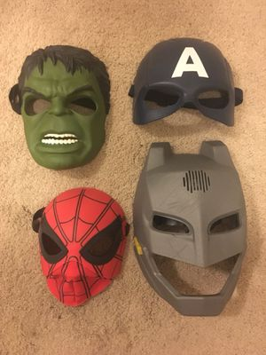 Superhero masks for Sale in Nashville, TN