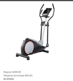 Elliptical Barely used for Sale in Naugatuck, CT
