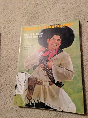 1969 sports illustrated Lee Trevino for Sale in Corinth, ME