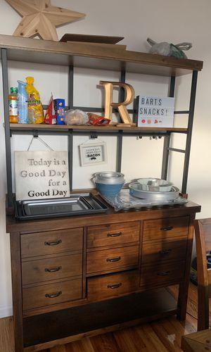 Baker Rack kitchen organizer for Sale in Staten Island, NY