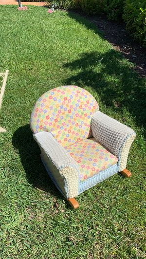 Kids rocking chair for Sale in Cooper City, FL