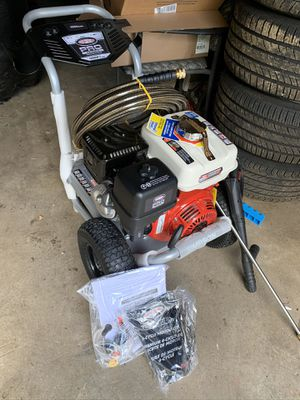 Simpson pro series 4000 psi 3.5gpm pressure washer for Sale in Renton, WA