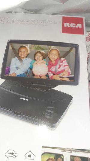 "portable DVD player 10"" for Sale in El Cajon, CA"
