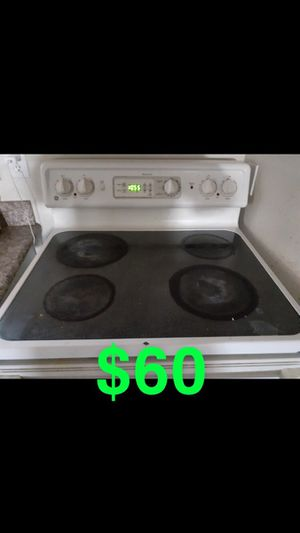 Glass top oven stove for Sale in Phoenix, AZ