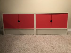 Cabinets, IKEA (Set of two) for Sale in Alexandria, VA
