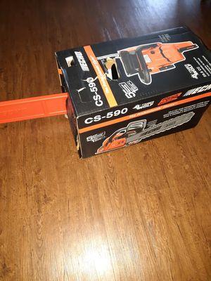 "Echo chainsaw cs590 wolf 20"" for Sale in Denton, TX"