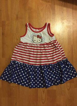 Hello Kitty Dress size 3t for Sale in Pflugerville, TX