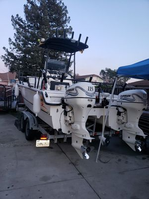 Twin Vee Catamaran 22ft twin outboard boat for Sale in Livermore, CA