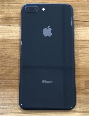 iPhone 8+ black for Sale in New York, NY
