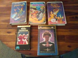 5 VHS movies for Sale in Seattle, WA