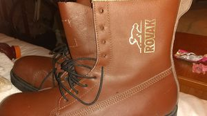 Rovak (Roger conductive/electrical) boots New size 11 for Sale in Concord, CA