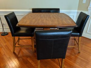 Counter height table for Sale in South Riding, VA