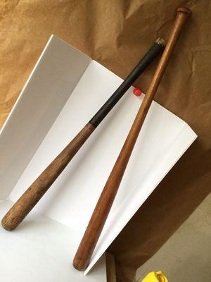 Vintage baseball bat for Sale in Long Beach, CA