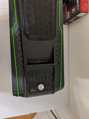 Full tower computer case for Sale in Fresno, CA