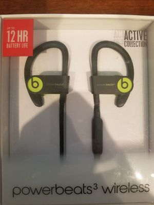 Power Beats 3 Wireless for Sale in Chino, CA