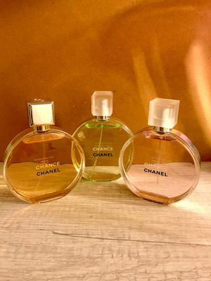 Chanel Chance Perfume Collection for Sale in Houston, TX